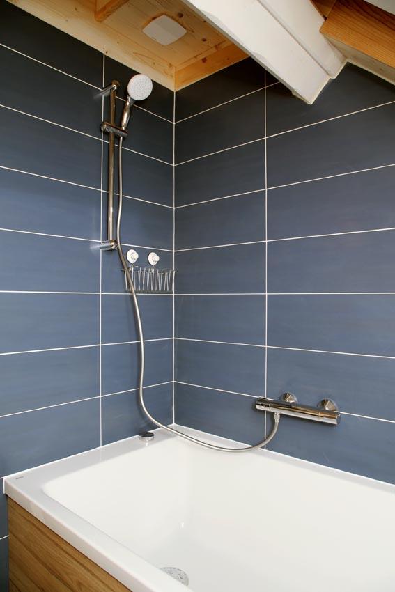 Salle de bains - Chalet de Jade